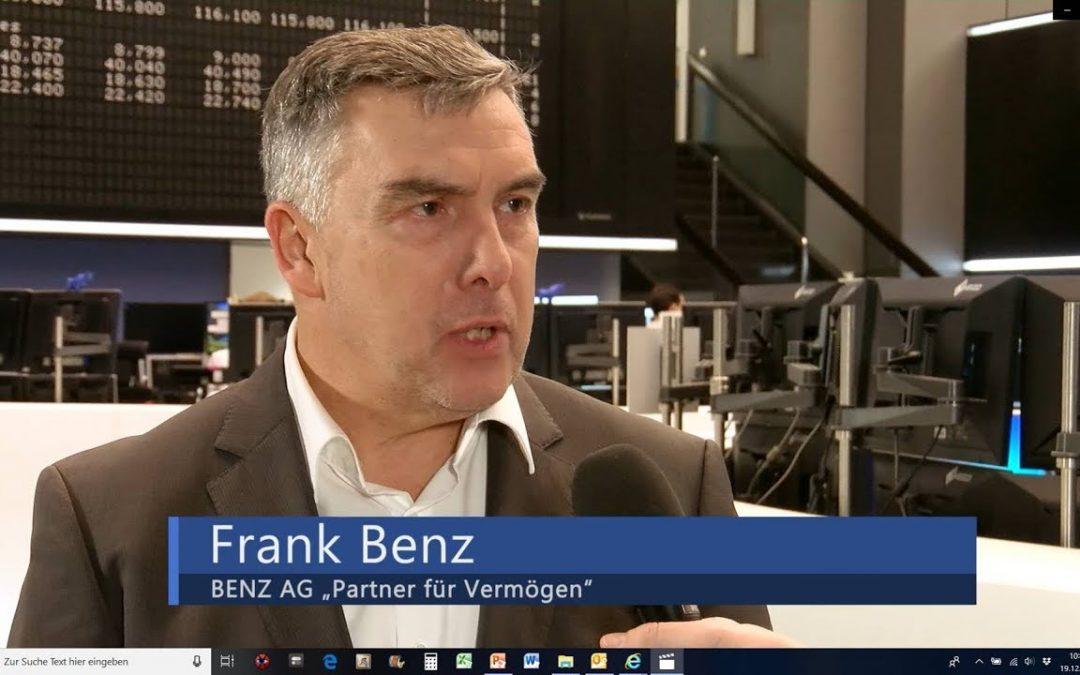 Brexit, Zinsen, Handelsstreit: Börsenvorschau 2019